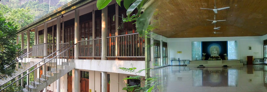Paramita International Buddhist Center